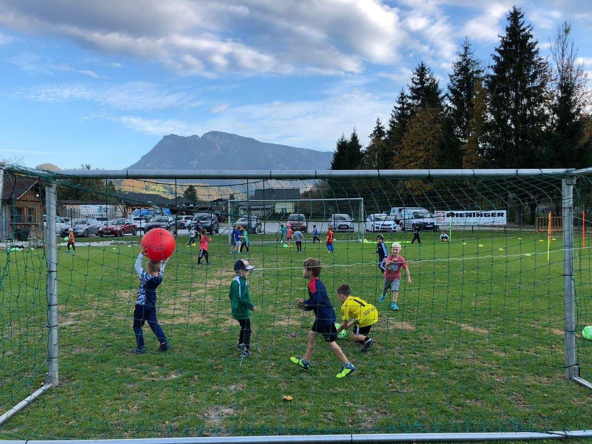 SV Kieninger-Bau Bad Goisern - Fußballkindergarten