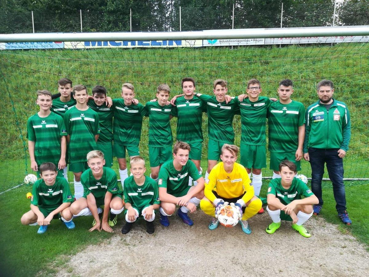 Spg. SV Kieninger-Bau Bad Goisern/ASKÖ Raika Gosau - U16