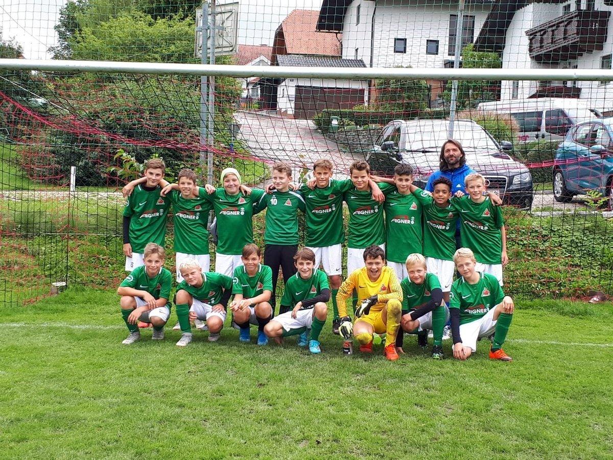 Spg. SV Kieninger-Bau Bad Goisern/ASKÖ Raika Gosau - U14
