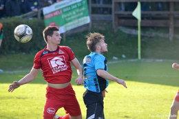 Derby gegen SV Bad Ischl 1:1 (1:1) auswärts