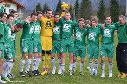 3:2 (2:1) Heimsieg gegen Neuhofen/Ried-Amateure