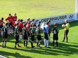 U16-OL Bad Goisern vs. Regau 2:1 (2:1) Fotos: G. Schöpflin