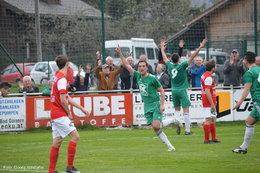 2:1 (1:0) Heimsieg gegen Grieskirchen