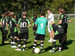 U16-OL Kohlgrube/W. vs. Bad Goisern 2:3 (0:2) Fotos: G. Schöpflin