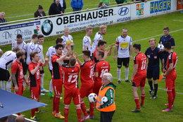 KM 2:1 Sieg gegen Vorchdorf 21.Runde