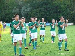 SV Kieninger-Bau Bad Goisern - Union Edelweiß Linz 2:2 (0:2)