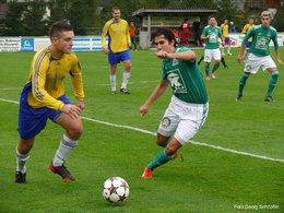 1. Heimsieg OÖ Liga: 2:0 (1:0) gegen Marchtrenk SC