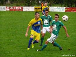 1:0 (0:0) Heimsieg gegen Donau Linz